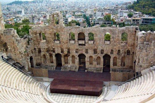 Grèce - Théâtre antique