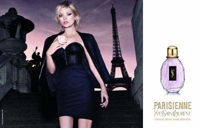 nouveau parfum : * Parisienne *