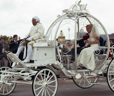 le carrosse de la marie - Location Carrosse Mariage