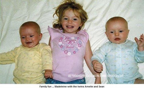 Jeudi 12 Mai 2011  Anniversaire de Madeleine - Huit ans