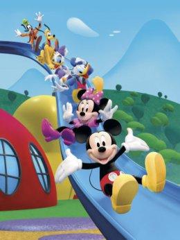 Mickey et Minnie ..