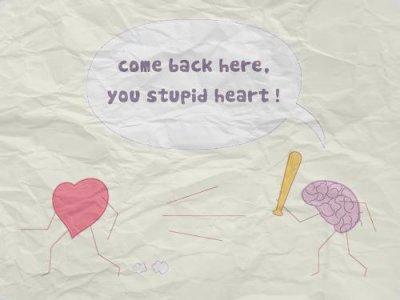 Lorsque l'amour nous frappe ... ♥