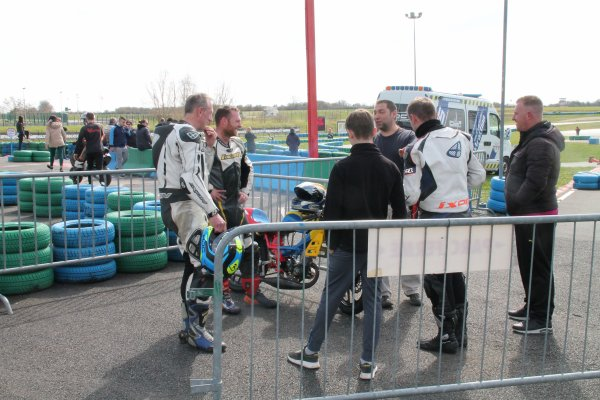 TGO  PROMOTION  MAGNY COURS 2018