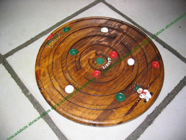 Jouet bois /   Chocobille                          /             ABRACADABOIS Jouets en bois