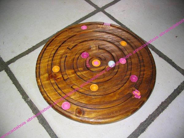 Chocobille                                                                 /                                ABRACADABOIS Jouets en bois