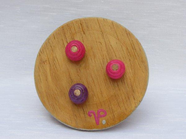 """Boite à dents - soucoupe volante """"la petite souris"""" - jouets bois - Abracadabois - créations artisanales signées -"""