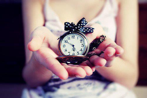 Parfois, on oubli d'arrêter d'attendre ...