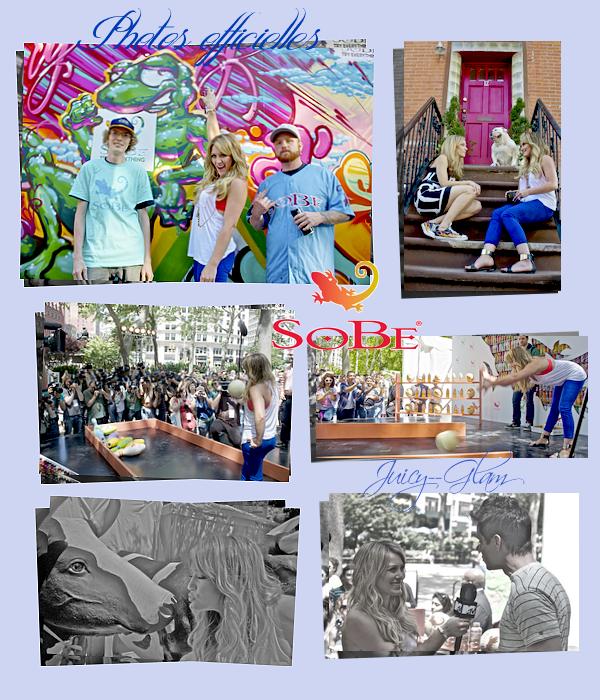 """..._______________25/05/11 Hil à l'événement """"Try Everything"""" pour SoBe dans NY Photos, Photos._______________ENORME coup de coeur pour cet événement!!! Elle est magnifique!!!! TOP ! ♥____♥.."""