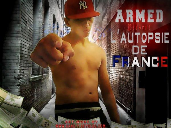 ARMED présent : L'autopsie de France ( New album Coming Soon dans les Bac's ) GFX By Gang-Y