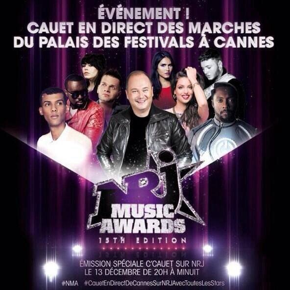 Cauet sera à Cannes