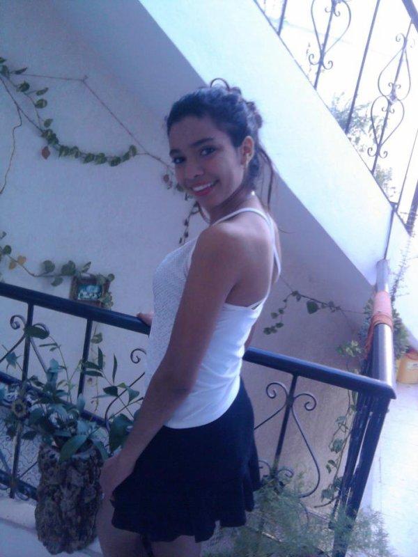 une fille tunisienne