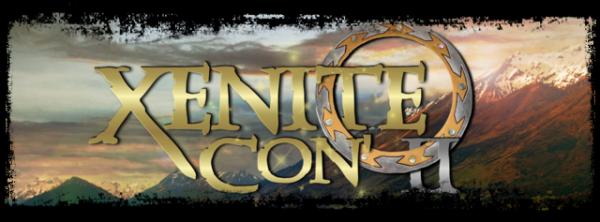 XENITE CON ' II : PROGRAMME / SCHEDULE