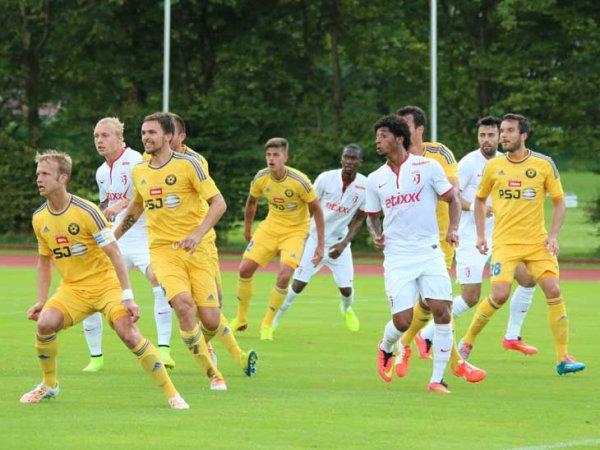 LOSC-FCVJ (0-1) : Des satisfactions malgré la défaite + nouveau maillot