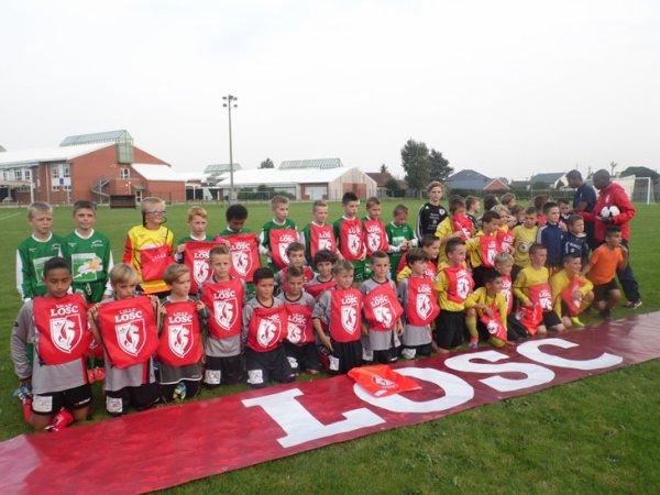 U11 : Qui a remporté le tournoi de Coulogne ?