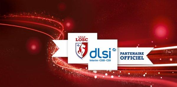 DLSI, nouveau partenaire officiel du LOSC