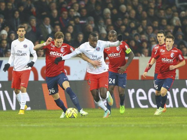 LOSC - Paris 1-1