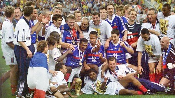 Après la retraite de David Trezeguet, que font les 22 champions du monde 1998