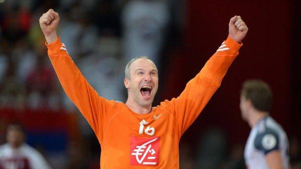 Félicitation à l'Equipe de France de HAND !!!