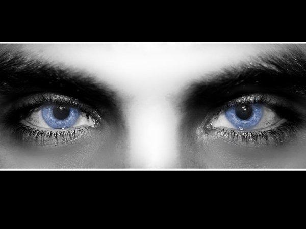 """"""" Et si moi je suis barge ce n'est que de tes yeux car ils ont l'avantage d'être deux..."""""""