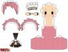 Papercraft Natsu Dragneel de fairy tail