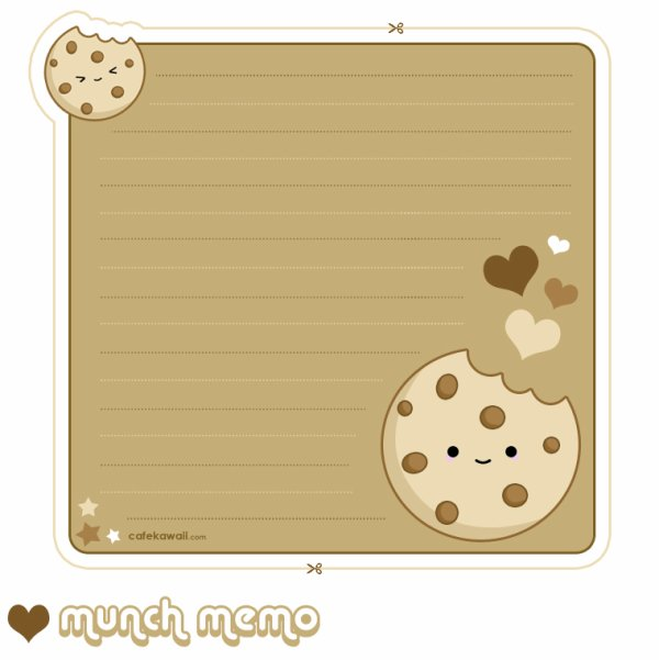 Lettre cookie