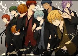 Kuroko no basket ! =3