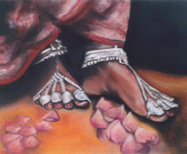 pieds (très beaux)