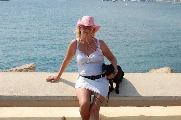 Me voila a Cannes