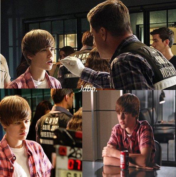 Nouvelles de Justin.