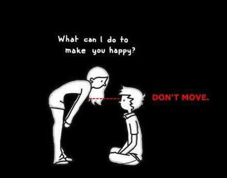 Don't move 8-p