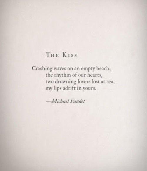 The kiss <3