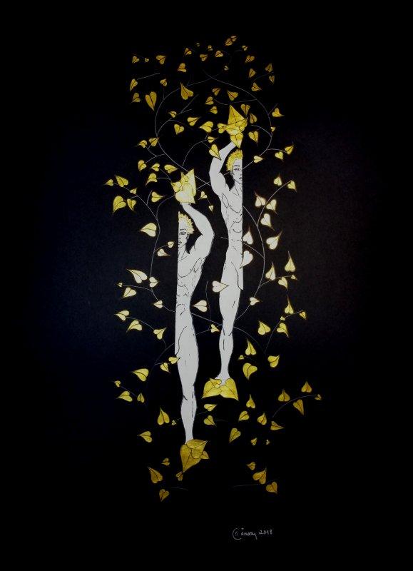 Actualidad de mis cuadros: ocho nuevas obras...  Por Alejandro Cánovas Pérez