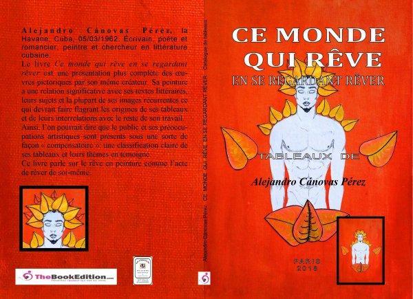 "Mi libro ""Este mundo que sueña mirándose soñar"" ha sido publicado Por Alejandro Cánovas Pérez"