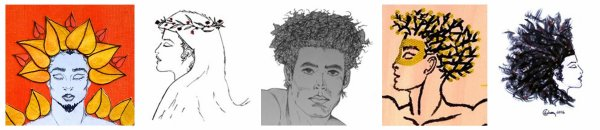 Mi Web ha sido actualizada: cinco cabezas (detalles) Por Alejandro Cánovas Pérez