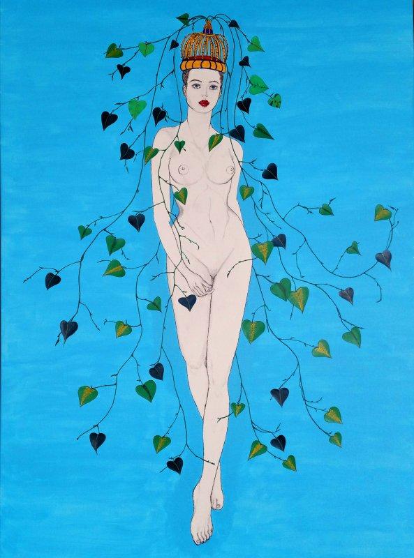 La naturaleza y sobre todo, la humana necesita una nueva forma de pensar... Mi web de pintura: actualizada Por Alejandro Cánovas Pérez
