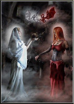 Bienvenue sur mon blog ^^             Ange ou Demon ?!      Je pense plutot etre un Ange mais en moi sommeil le Demon !!!!