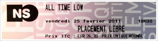 #4 Concert à Paris & Glamour Kills