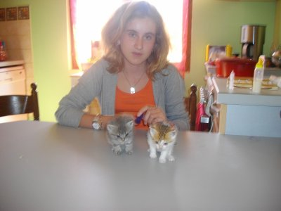 Gigouille et Nayla