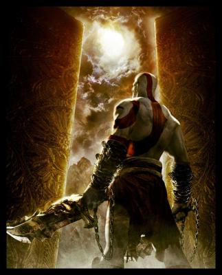 GOD OF WAR    <3