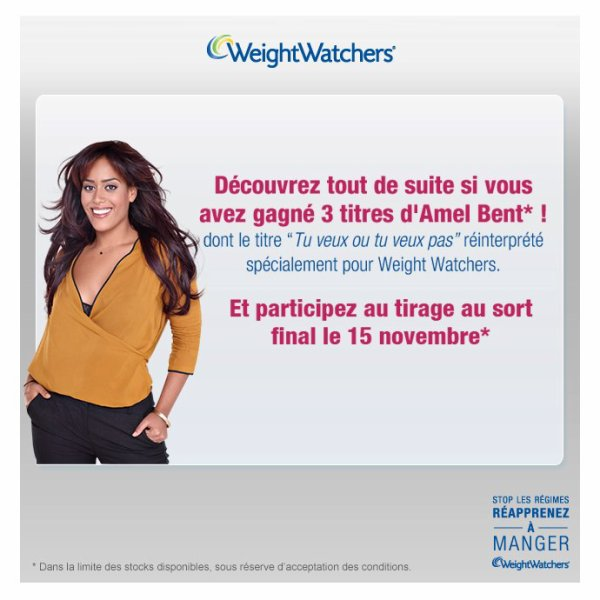 Rencontres weight watchers