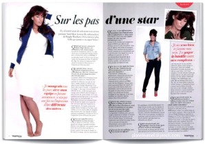 ~ Amel pour le magasine Weight Watchers ! ~