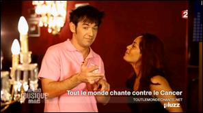 || Hebdo Musique Mag spécial Tout Le Monde Chante Contre Le Cancer [05.01.13] ||