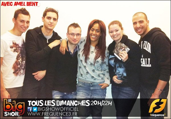 || Interview > Le Big Show / radio Fréquence 3||