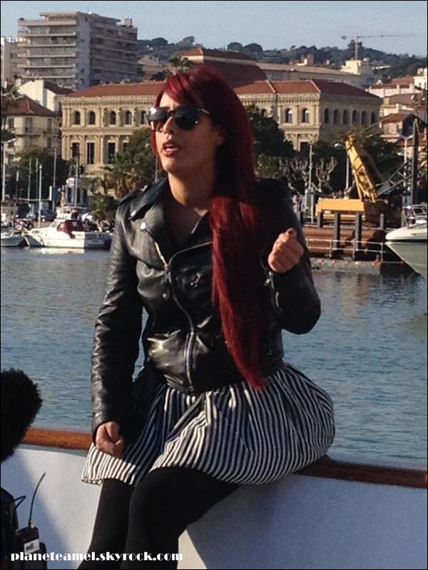 || Amel sur le yacht NRJ : Interviews ! ||