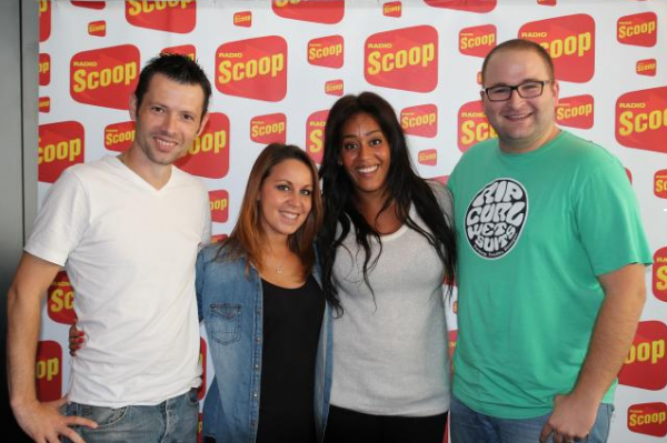 || Amel chez Radio Scoop (09.09.13) ||