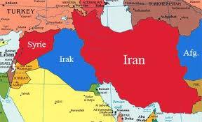 Iran; syrie,Irak...