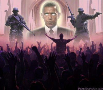 """Pays du goulag levant (USA): Obama en passe de signer la loi sur la """"détention indéfinie et la torture""""… Pas de veto en vue, les USA sombrent dans le totalitarisme total…"""