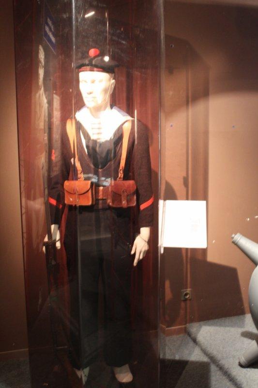 Musée de la Résistance Bretonne de St-Marcel (56)