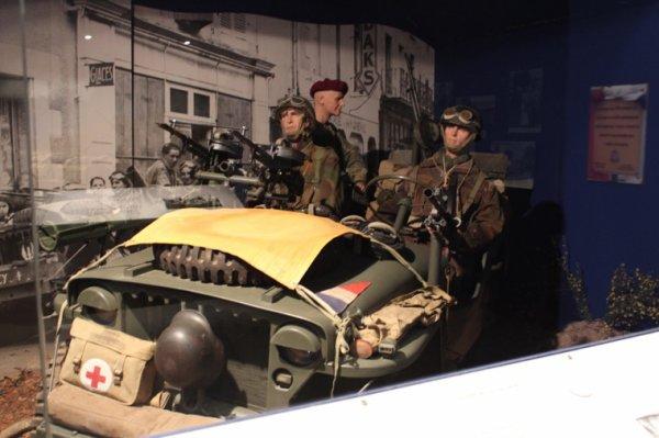 Musée de la résistance Bretonne de St-Marcel