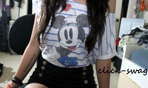 t-shirt mini